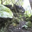 金太郎岩 2